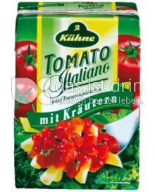 Produktabbildung: Kühne Tomato Italiano mit Kräutern 370 ml