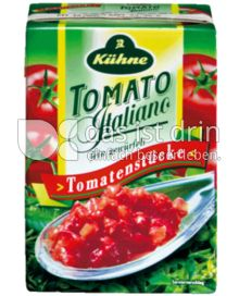 Produktabbildung: Kühne Tomato Italiano Tomatenstücke 370 ml