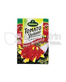 Produktabbildung: Kühne Tomato Italiano 370 ml