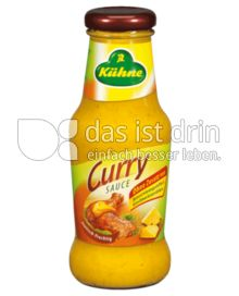 Produktabbildung: Kühne Curry Sauce 250 ml