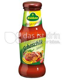 Produktabbildung: Kühne Schaschlik Sauce 250 ml