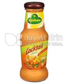 Produktabbildung: Kühne Cocktail-Sauce 250 ml