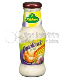 Produktabbildung: Kühne Knoblauch Sauce 250 ml