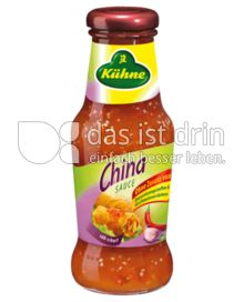 Produktabbildung: Kühne China-Sauce 250 ml