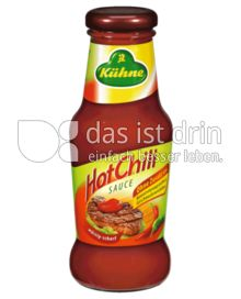 Produktabbildung: Kühne Hot Chili Sauce 250 ml