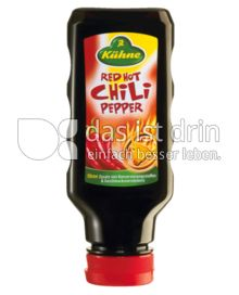 Produktabbildung: Kühne Red Hot Chili Pepper 250 ml