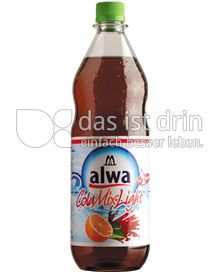 Produktabbildung: Alwa Cola Mix light 1 l