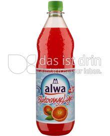 Produktabbildung: Alwa Blutorange light 1 l