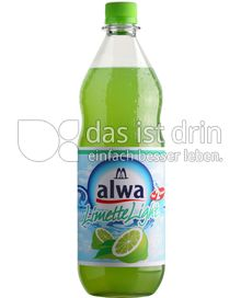 Produktabbildung: Alwa Limette light 1 l