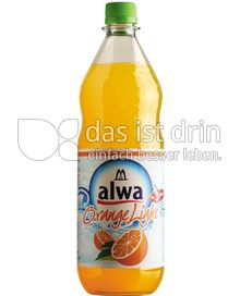 Produktabbildung: Alwa Orange light 1 l