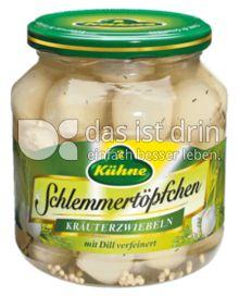 Produktabbildung: Kühne Schlemmertöpfchen Kräuterzwiebeln 580 ml