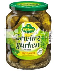 Produktabbildung: Kühne Gewürzgurken 720 ml