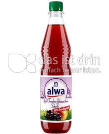 Produktabbildung: Alwa Apfel-Trauben-Johannisbeer-Schorle 0,75 l
