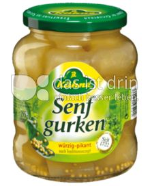 Produktabbildung: Kühne Senfgurken 370 ml