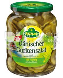 Produktabbildung: Kühne Dänischer Gurkensalat 720 ml