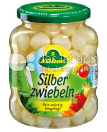 Produktabbildung: Kühne Silberzwiebeln 370 ml