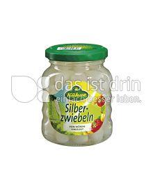 Produktabbildung: Kühne Silberzwiebeln 212 ml
