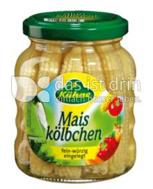 Produktabbildung: Kühne Maiskölbchen 370 ml