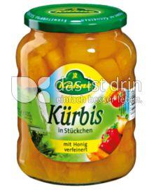 Produktabbildung: Kühne Kürbis in Stückchen 720 ml