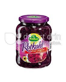 Produktabbildung: Kühne Rotkohl 720 ml
