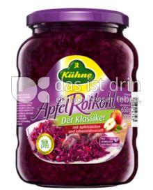 Produktabbildung: Kühne Apfelrotkohl Der Klassiker 720 ml