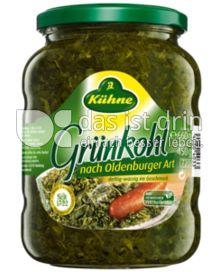 Produktabbildung: Kühne Grünkohl nach Oldenburger Art 720 ml