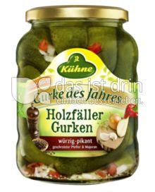 Produktabbildung: Kühne Gurke des Jahres Holzfäller Gurke 720 ml