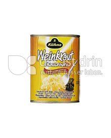Produktabbildung: Kühne Weinkraut 580 ml