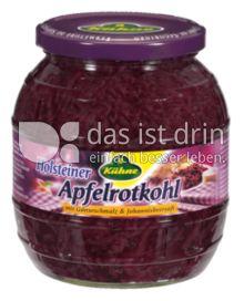 Produktabbildung: Kühne Holsteiner Apfelrotkohl 850 ml