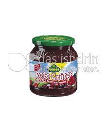 Produktabbildung: Kühne Rote Grütze Gartenfrucht leicht 500 g