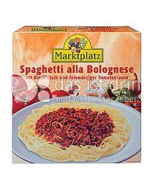 Produktabbildung: Marktplatz Spaghetti 300 g