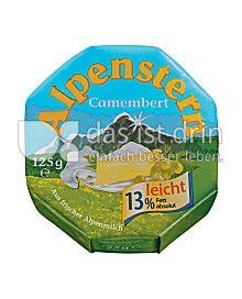 Produktabbildung: Alpenstern Camenbert 125 g