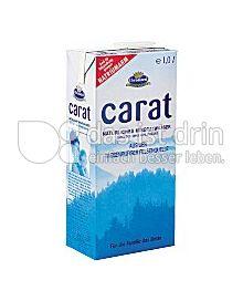 Produktabbildung: Carat natürliches Mineralwasser 1000 ml