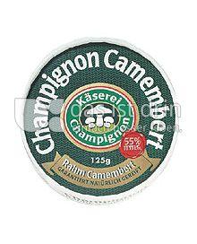 Produktabbildung: Champignon Camembert 125 g