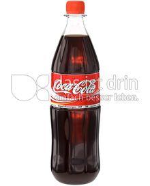 Produktabbildung: Coca-Cola Coke 1 l