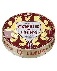 Produktabbildung: Coeur de Lion Camembert 250 g