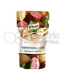 Produktabbildung: Knorr Kartoffelcreme Suppe