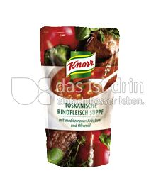 Produktabbildung: Knorr Toskanische Rindfleisch Suppe