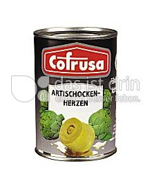 Produktabbildung: Cofrusa Artischockenherzen 425 ml