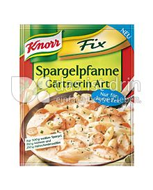 Produktabbildung: Knorr Fix Spargelpfanne Gärtnerin Art 51 g