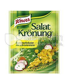 Produktabbildung: Knorr Salatkrönung Sommerkräuter mit Zitronennote 90 ml