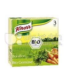 Produktabbildung: Knorr Bio Gemüse Bouillon 6