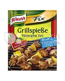 Produktabbildung: Knorr Fix Grillspieße Western Art 46 g