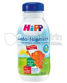 Produktabbildung: Hipp Kinder-Folgemilch Trinkfertig 0,5 l