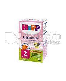 Produktabbildung: Hipp HiPP 2 Folgemilch probiotisch 800 g