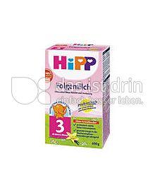 Produktabbildung: Hipp HiPP 3 Folgemilch probiotisch 600 g