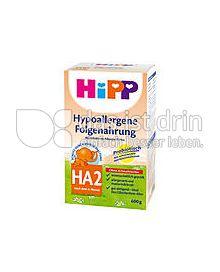 Produktabbildung: Hipp Hypoallergene Folgenahrung 600 g