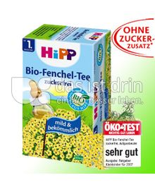 Produktabbildung: Hipp Bio-Fenchel-Tee 30 g