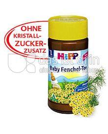 Produktabbildung: Hipp Baby Fenchel-Tee 100 g