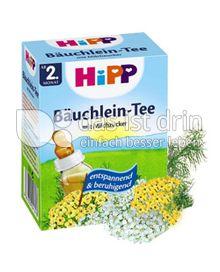 Produktabbildung: Hipp Bäuchlein-Tee 40 g